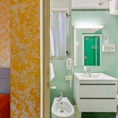Отель Arizona Италия, Милан - отзывы, цены и фото номеров - забронировать отель Arizona онлайн ванная фото 2