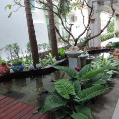 Отель The Garden Living с домашними животными