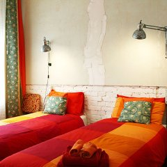 Отель Loft Padova Bed&Breakfast Италия, Падуя - отзывы, цены и фото номеров - забронировать отель Loft Padova Bed&Breakfast онлайн комната для гостей фото 2