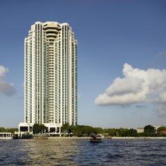 Отель The Peninsula Bangkok Таиланд, Бангкок - 1 отзыв об отеле, цены и фото номеров - забронировать отель The Peninsula Bangkok онлайн приотельная территория