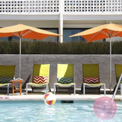 Отель Dream Inn Santa Cruz бассейн фото 2
