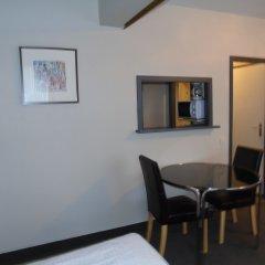 Отель Aparthotel Wellington Brussel Бельгия, Брюссель - отзывы, цены и фото номеров - забронировать отель Aparthotel Wellington Brussel онлайн удобства в номере