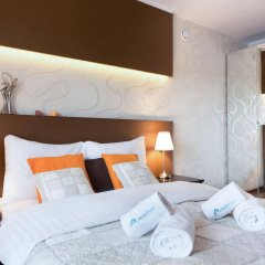 Отель Activpark Apartaments Хожув комната для гостей фото 4