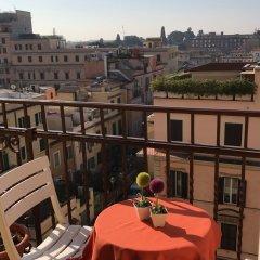 Отель Pousada Romana балкон