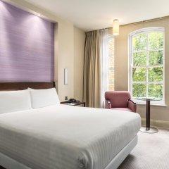 Отель NH London Kensington комната для гостей фото 2