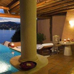 Отель La Casa Que Canta бассейн фото 2
