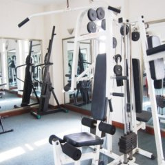 Maison D'hanoi Hanova Hotel фитнесс-зал