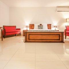 Отель L'Adagio Габон, Либревиль - отзывы, цены и фото номеров - забронировать отель L'Adagio онлайн комната для гостей фото 4