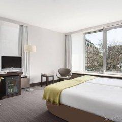 Отель NH Amsterdam Caransa комната для гостей