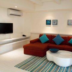 Отель Holiday Inn Resort Kandooma Maldives комната для гостей фото 3