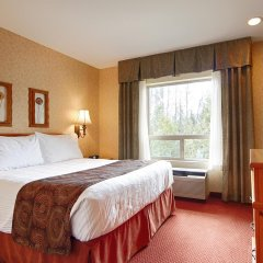 Отель BEST WESTERN PLUS Valemount Inn & Suites комната для гостей фото 2