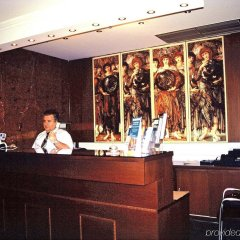 Отель Arethusa Hotel Греция, Афины - 13 отзывов об отеле, цены и фото номеров - забронировать отель Arethusa Hotel онлайн интерьер отеля фото 3