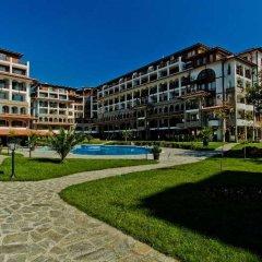 Отель OLYMP Apartcomplex Свети Влас