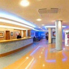 Отель Ok Hotel Bossa Испания, Ивиса - отзывы, цены и фото номеров - забронировать отель Ok Hotel Bossa онлайн интерьер отеля фото 2