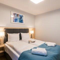 Отель Q17 Apartments Польша, Вроцлав - отзывы, цены и фото номеров - забронировать отель Q17 Apartments онлайн комната для гостей фото 5