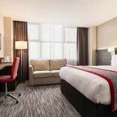 Отель Ramada by Wyndham East Kilbride комната для гостей фото 3