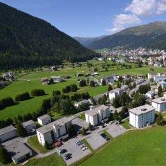 Отель Serviced Apartments by Solaria Швейцария, Давос - 1 отзыв об отеле, цены и фото номеров - забронировать отель Serviced Apartments by Solaria онлайн фото 5
