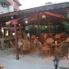 Отель Melis Otel Side гостиничный бар