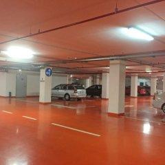 Апартаменты Nova Galerija Apartments парковка