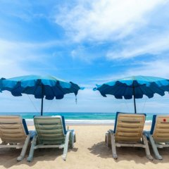 Отель Karon Sea Sands Resort & Spa Таиланд, Пхукет - 3 отзыва об отеле, цены и фото номеров - забронировать отель Karon Sea Sands Resort & Spa онлайн пляж фото 2