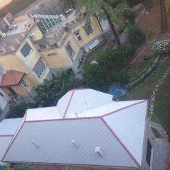 Отель Il Ciottolo Генуя приотельная территория