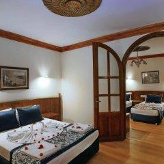 Kleopatra Fatih Hotel Аланья комната для гостей фото 4