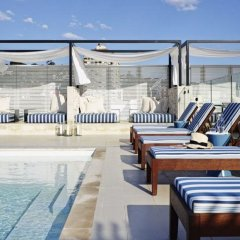 Отель Intercontinental Sydney Double Bay Истерн-Сабербс бассейн