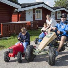 Отель Hamre Familiecamping Кристиансанд детские мероприятия