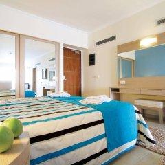 Отель The Kresten Royal Villas & Spa Греция, Родос - отзывы, цены и фото номеров - забронировать отель The Kresten Royal Villas & Spa онлайн комната для гостей фото 2