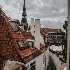Отель Sherlock Art Hotel Латвия, Рига - отзывы, цены и фото номеров - забронировать отель Sherlock Art Hotel онлайн балкон