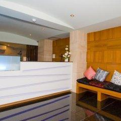 Ideal Hotel Pratunam Бангкок спа