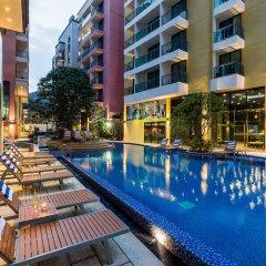 Citrus Grande Hotel Pattaya by Compass Hospitality бассейн