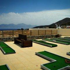 Отель Elounda Water Park Residence развлечения