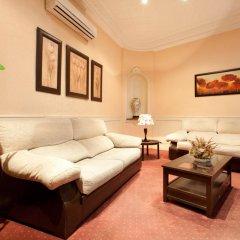 Отель Hostal Condestable комната для гостей фото 2