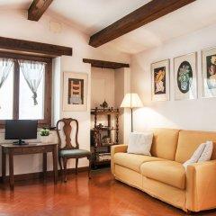 Апартаменты Art Apartment Palazzo Vecchio Флоренция комната для гостей фото 3