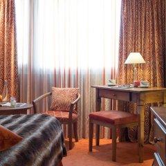 Hotel Carlina Courchevel удобства в номере