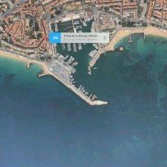 Отель Suite Affaire Cannes Vieux Port Франция, Канны - 8 отзывов об отеле, цены и фото номеров - забронировать отель Suite Affaire Cannes Vieux Port онлайн приотельная территория фото 2