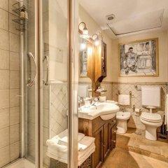 Отель Italy Rents Spanish Steps Италия, Рим - отзывы, цены и фото номеров - забронировать отель Italy Rents Spanish Steps онлайн ванная фото 2