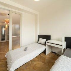 Апартаменты Premier Apartment Wenceslas Square II. Прага комната для гостей фото 3