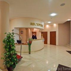 Amber Hotel Гданьск интерьер отеля