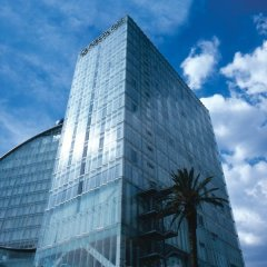 Отель Doubletree By Hilton Mexico City Santa Fe Мехико