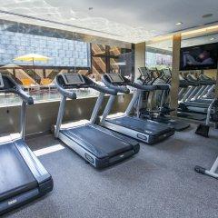 Отель Grand Park Orchard фитнесс-зал фото 4