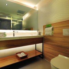 Отель Super 8 Xian Big Wild Goose Pagoda ванная