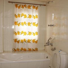 Отель Nagarkot Sunshine Hotel Непал, Нагаркот - отзывы, цены и фото номеров - забронировать отель Nagarkot Sunshine Hotel онлайн ванная фото 2