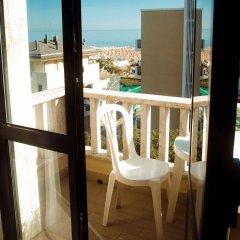 Отель Residence Internazionale балкон