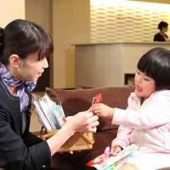 Daiwa Roynet Hotel Oita детские мероприятия