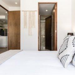 Отель Beautiful Luxury 2BR Apt. in Polanco Мехико комната для гостей фото 4
