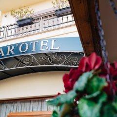 Отель SarOtel Албания, Тирана - отзывы, цены и фото номеров - забронировать отель SarOtel онлайн балкон
