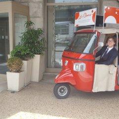 Отель Holiday Inn Genoa City Генуя городской автобус