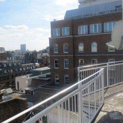 4 Star Hostel Piccadilly London балкон